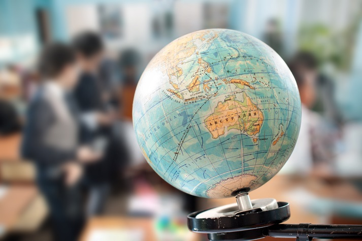 Understanding and Using Globes  Educational Resources K12 Learning