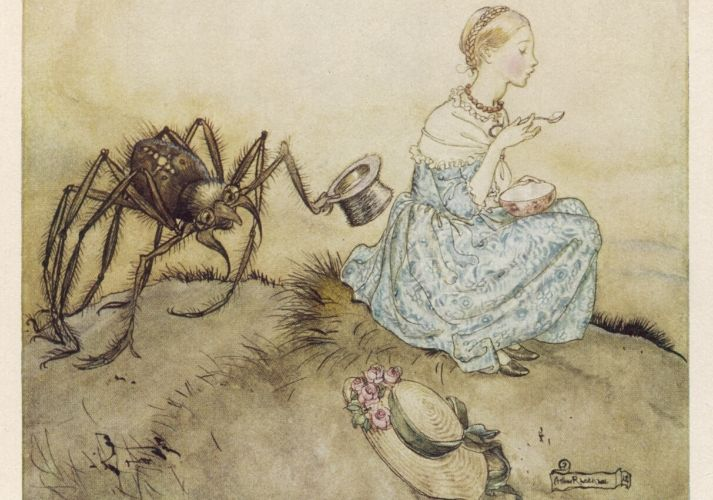 Little Miss Muffet Educational Resources K12 Learning