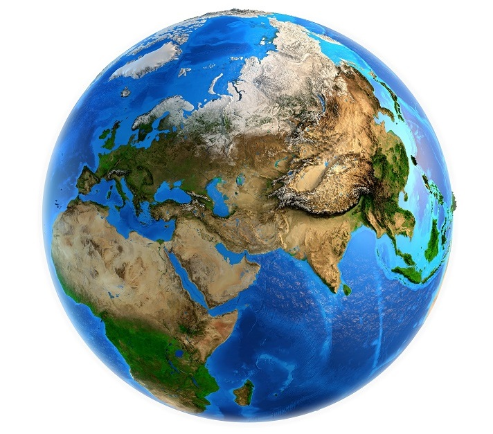 Earth: Landforms Educational Resources K12 Learning