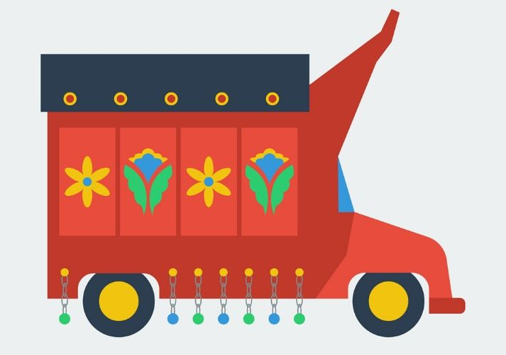 Pakistani Truck Art Educational Resources K12 Learning