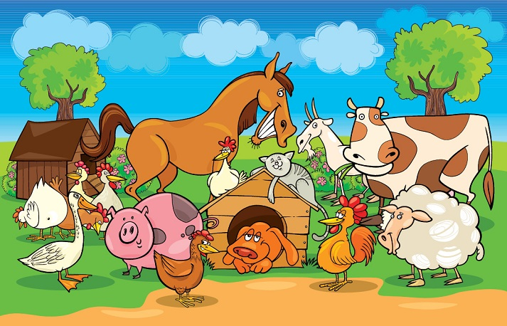 Animal Farm: Chapters 1-2 Educational Resources K12 Learning