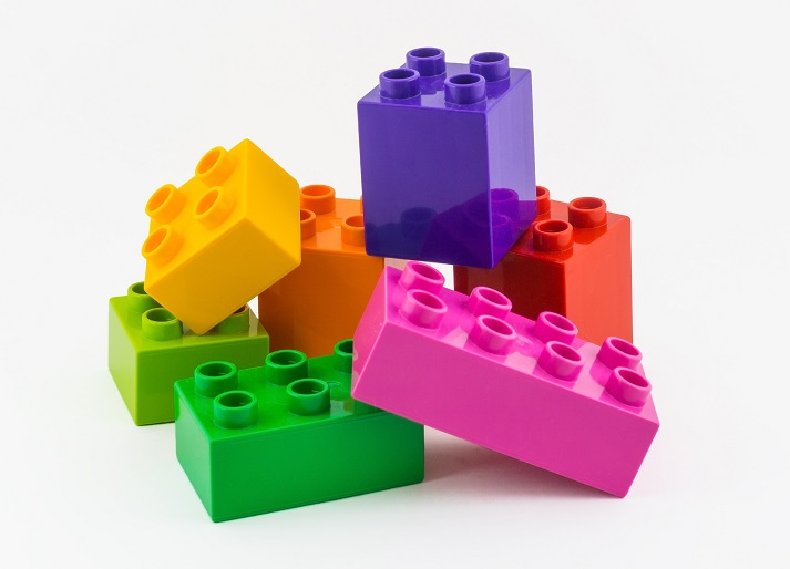 LEGO Part - Part Whole Addition Educational Resources K12 Learning