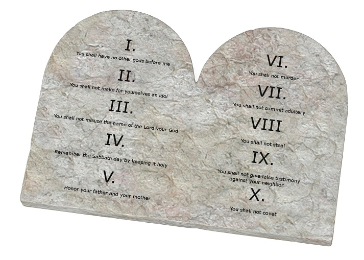 The Ten Commandments Educational Resources K12 Learning