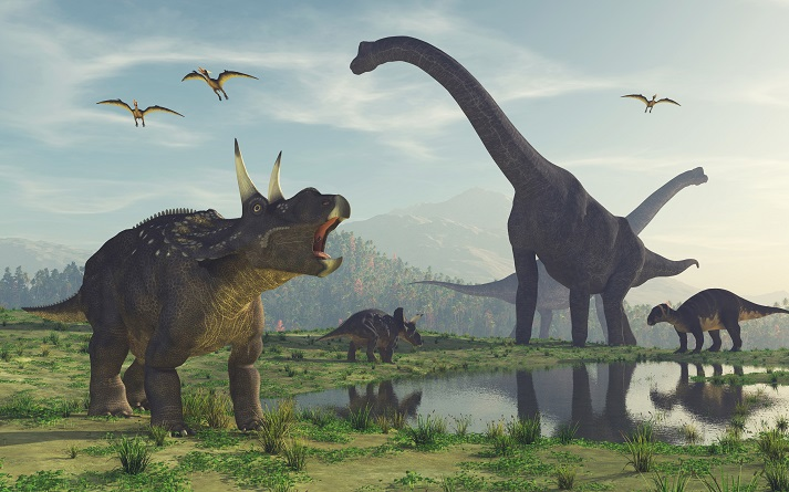 Big, Scary, Awesome Dinosaurs! Educational Resources K12 Learning