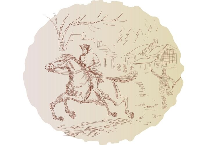 The Truth About Paul Revere's Midnight Ride! Educational Resources K12 Learning