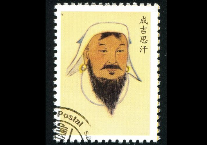 The Deathbed Confessions of Genghis Khan Educational Resources K12 Learning