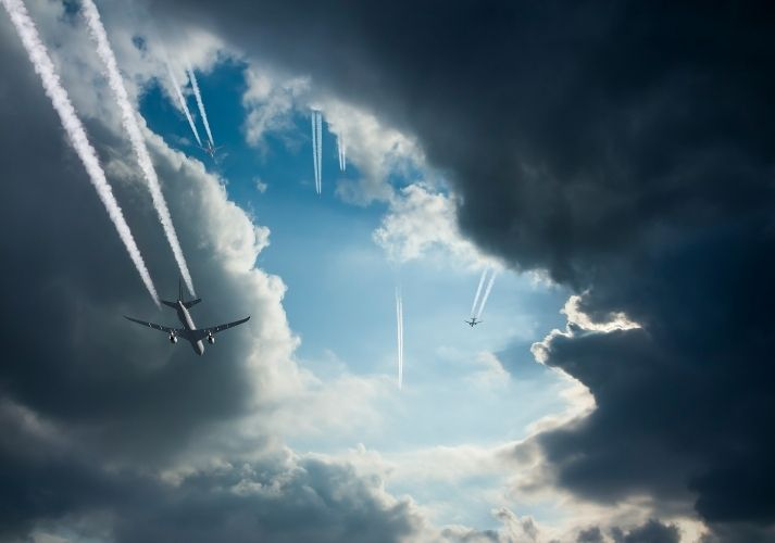 Contrails: Cool Clouds or Crazy Conspiracy? Educational Resources K12 Learning