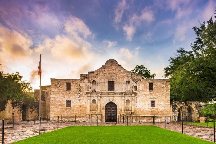 The Alamo Educational Resources K12 Learning