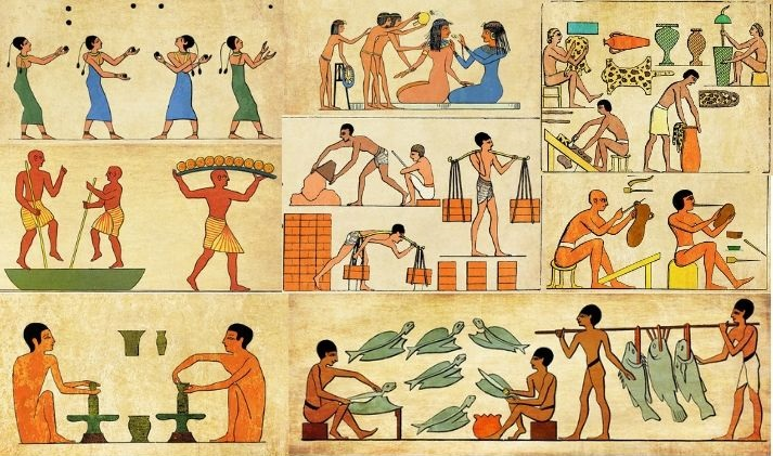 Ancient Civilizations: The Egyptian Way of Life Educational Resources K12 Learning