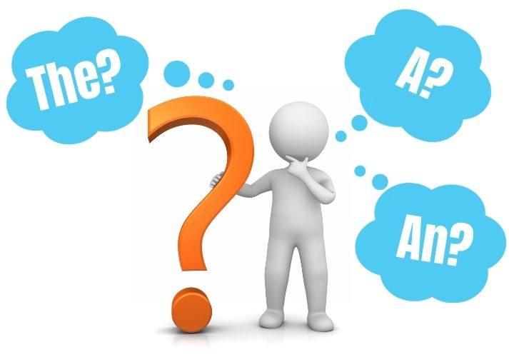 A, An, The: Does It Really Matter Which One? Educational Resources K12 Learning
