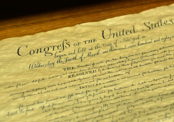The Bill of Rights As Literature Educational Resources K12 Learning