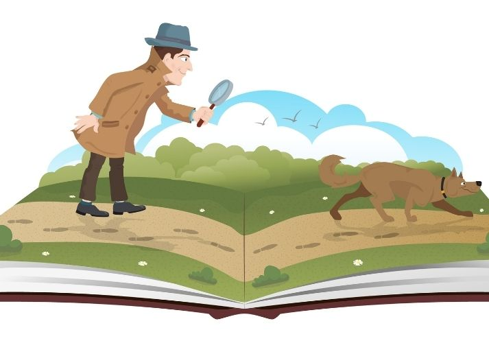 Detective Text Analysis: Do You Accept Your Case? Educational Resources K12 Learning