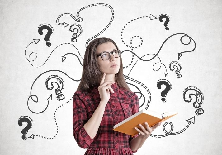 A Book Is A Place for Questions AND Answers! Educational Resources K12 Learning