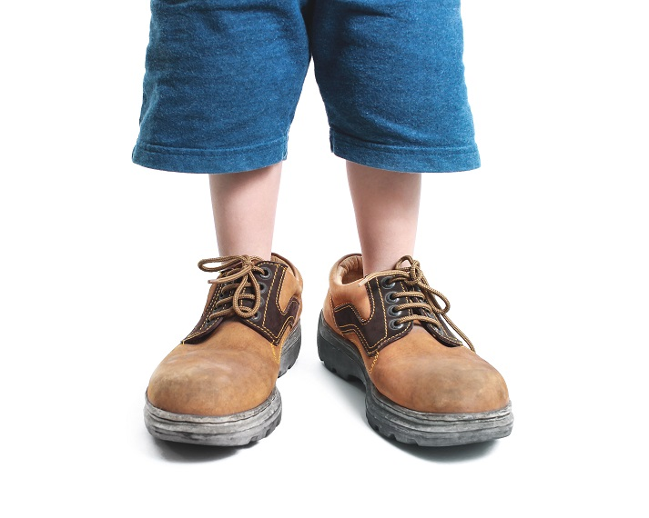 The Outsiders Lesson 5: Boys Walking in Men's Shoes Educational Resources K12 Learning