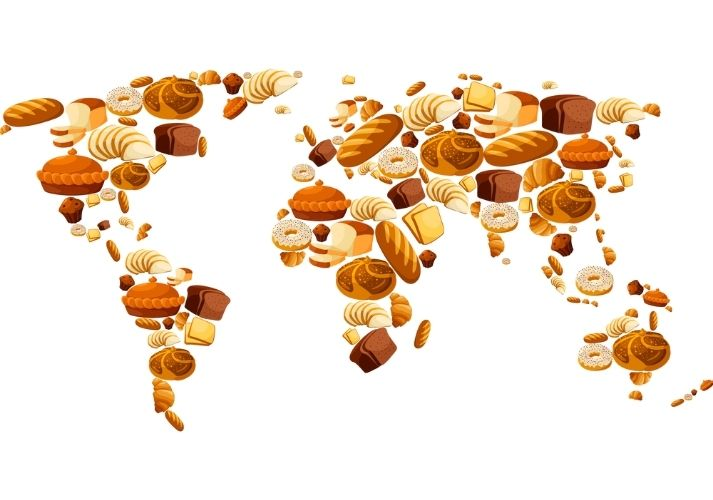 World Cuisine: Breads Educational Resources K12 Learning