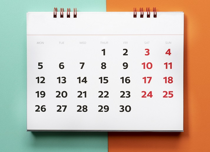 Months and Dates are Capital, Too Educational Resources K12 Learning