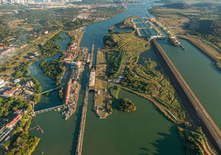 The Panama Canal Educational Resources K12 Learning