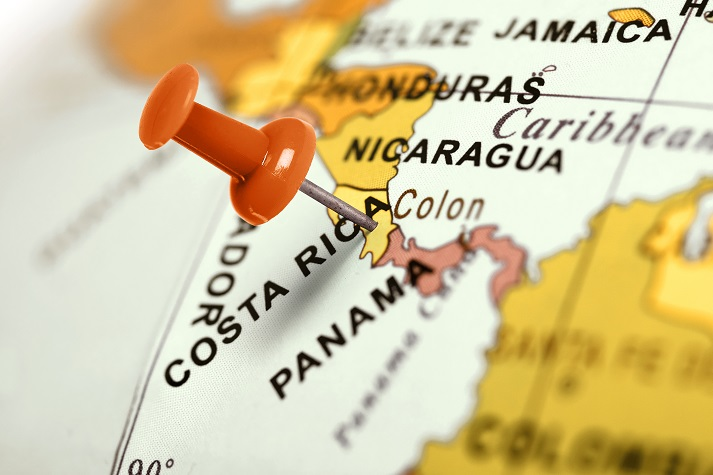 Central America - Nicaragua and Costa Rica Educational Resources K12 Learning
