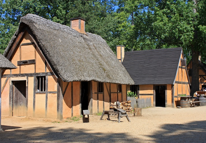 Colonial Times: Jamestown Educational Resources K12 Learning