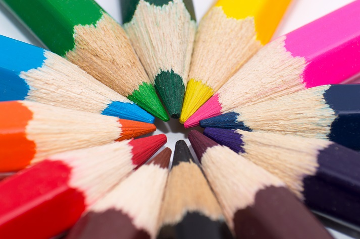 Using Colored Pencils Educational Resources K12 Learning