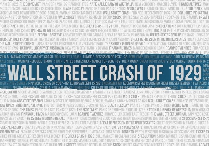 The Stock Market Crash of 1929 Educational Resources K12 Learning