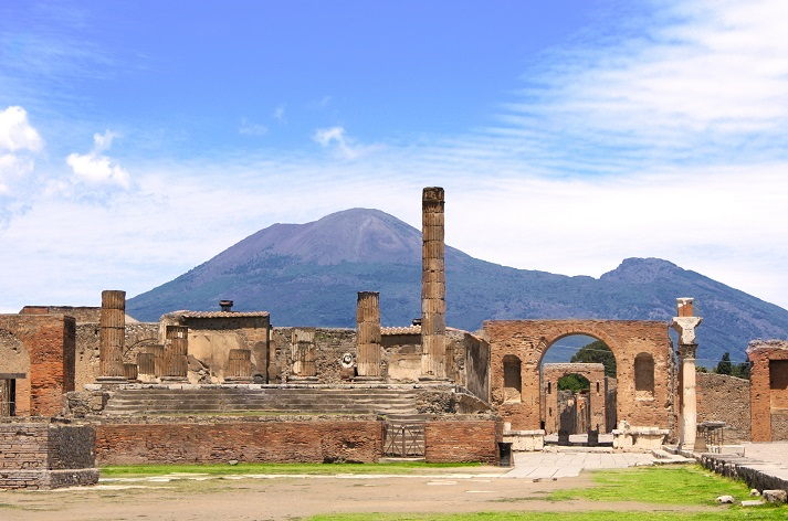 The Destruction of Pompeii Educational Resources K12 Learning