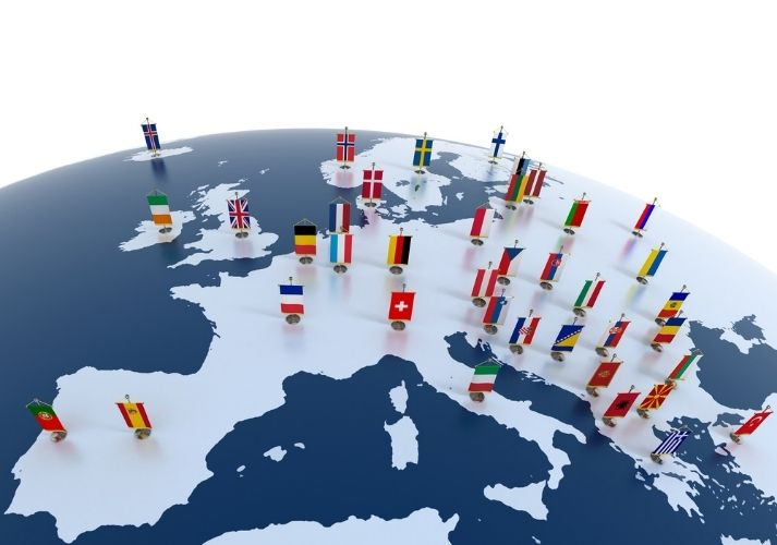 Europe Educational Resources K12 Learning