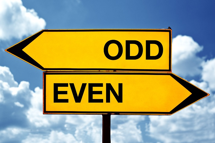 Even and Odd Rules Part 2 Educational Resources K12 Learning