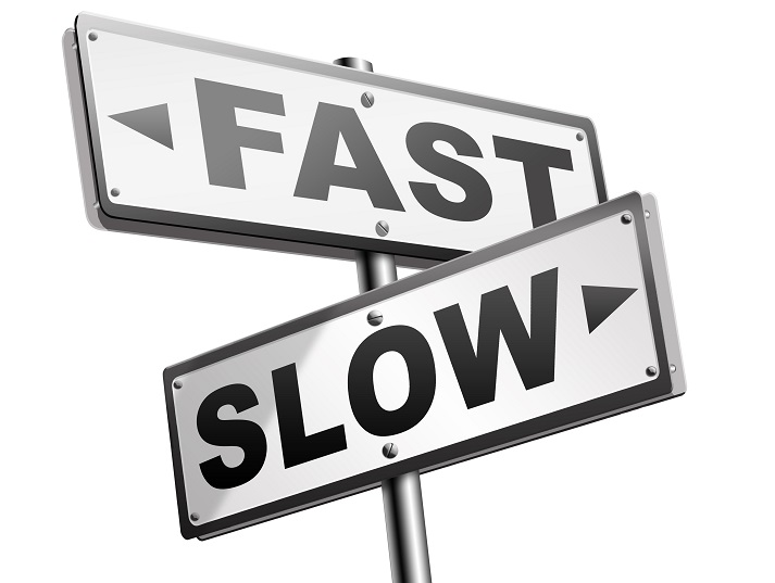 Fast and Slow Educational Resources K12 Learning