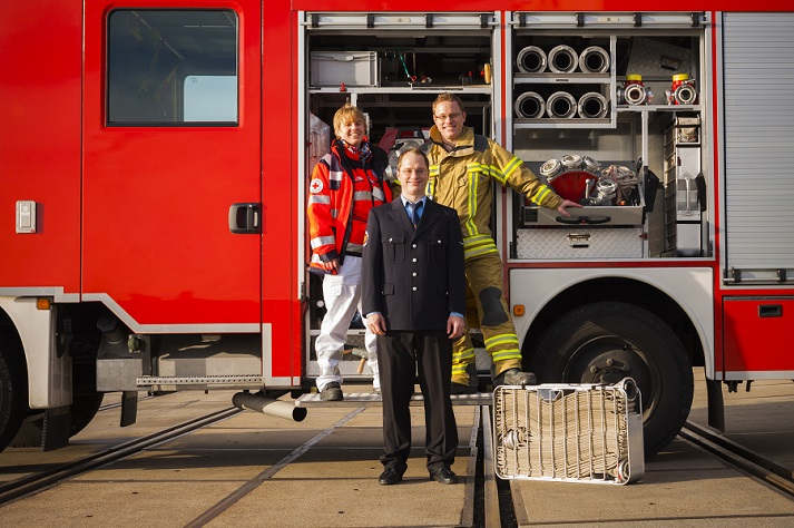The Roles of First Responders as Seen in Breakthrough Educational Resources K12 Learning