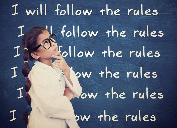 Do I Have to Follow the Rules? Educational Resources K12 Learning