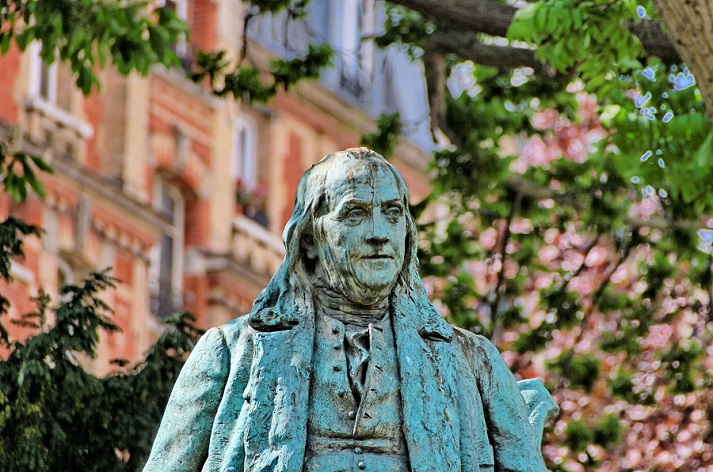 Individuals Can Have a Great Impact on History – Benjamin Franklin (2 of 3)  Educational Resources K12 Learning