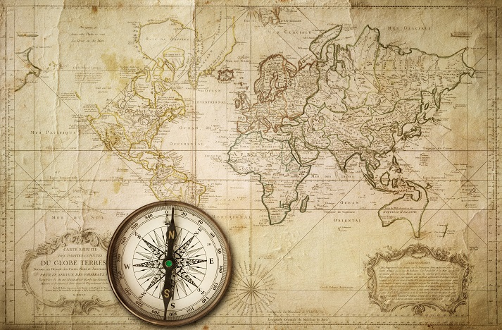 The 5 Themes of Geography: Location Educational Resources K12 Learning