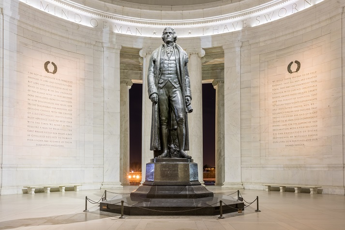The Jefferson Memorial Educational Resources K12 Learning