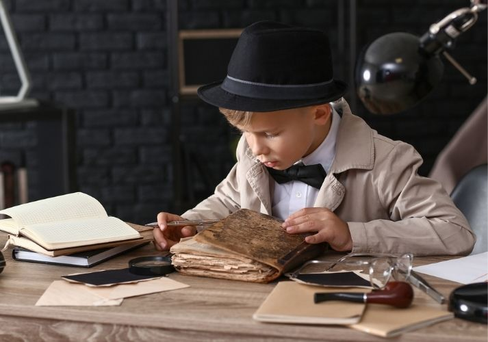 How to Solve the Mystery of an Unknown Word in Text Educational Resources K12 Learning