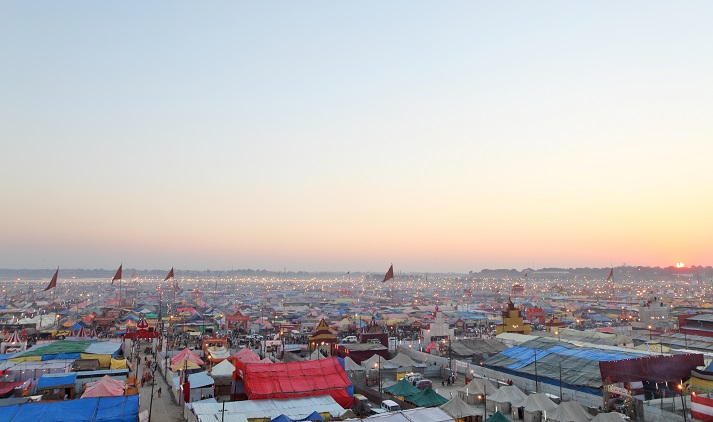 The Greatest Gathering in the World: The Kumbh Mela Educational Resources K12 Learning