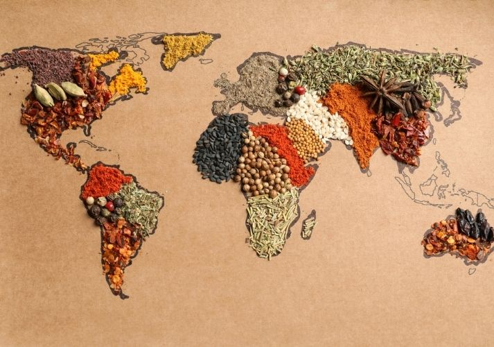 World Cuisine Educational Resources K12 Learning