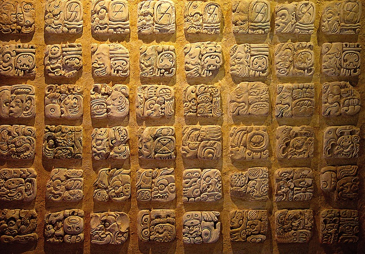 The Mysterious Mayan Alphabet Educational Resources K12 Learning