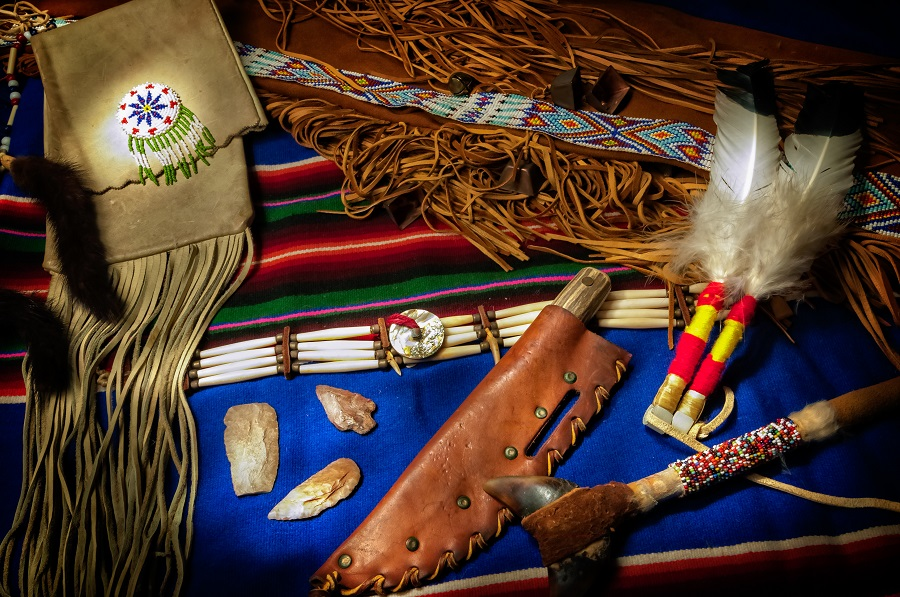 Native American Contributions to Art Educational Resources K12 Learning