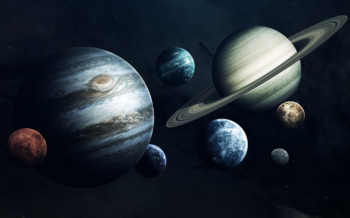 All About the Planets Educational Resources K12 Learning