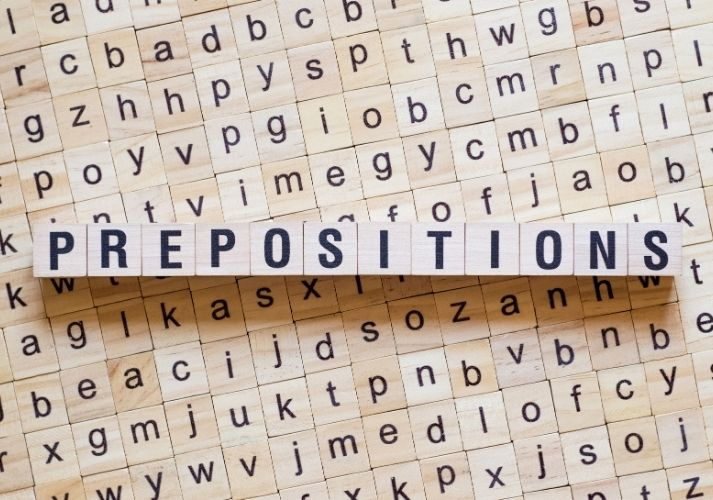 Prepositions: Little Words with Big Uses Educational Resources K12 Learning