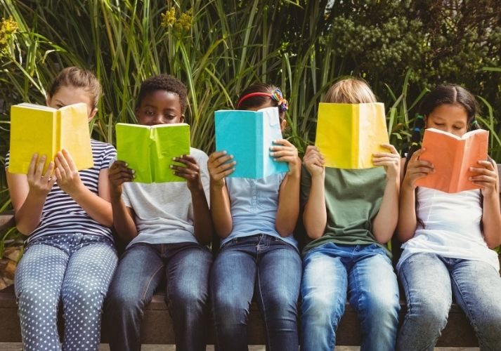 Stay Focused: Focus on Reading Educational Resources K12 Learning