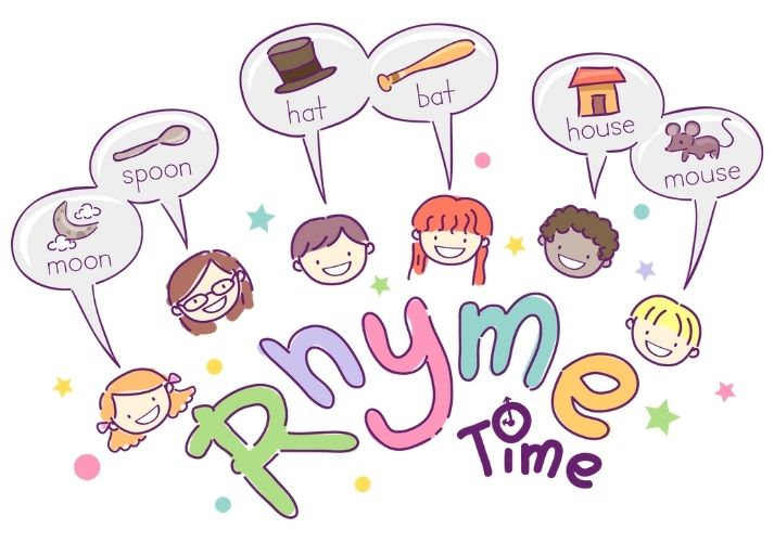 It's Rhyme Time! Educational Resources K12 Learning
