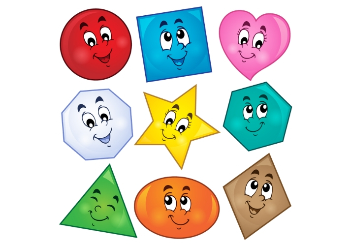Two-Dimensional Shapes: Part 3 Educational Resources K12 Learning
