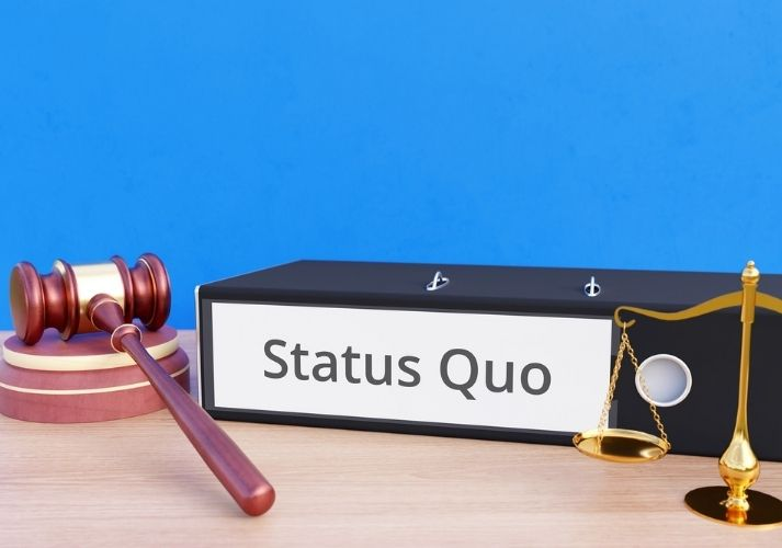 Supreme Court: Argument for the Status Quo Educational Resources K12 Learning