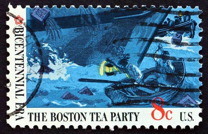A Tea Party in Boston Educational Resources K12 Learning
