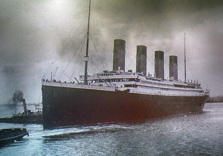 The Titanic: What Really Happened? Educational Resources K12 Learning