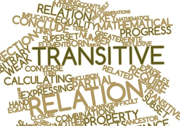 Recognizing Transitive and Intransitive Verbs Educational Resources K12 Learning