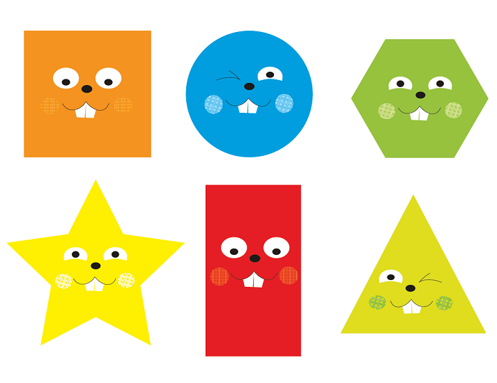 Two-Dimensional Shapes Educational Resources K12 Learning