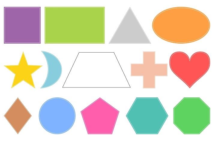 Two-Dimensional Shapes: Part 4 Educational Resources K12 Learning